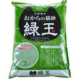 日本Hitachi綠玉豆腐貓砂6L