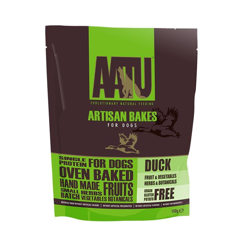 AATU 鴨肉烘焙餅乾150g