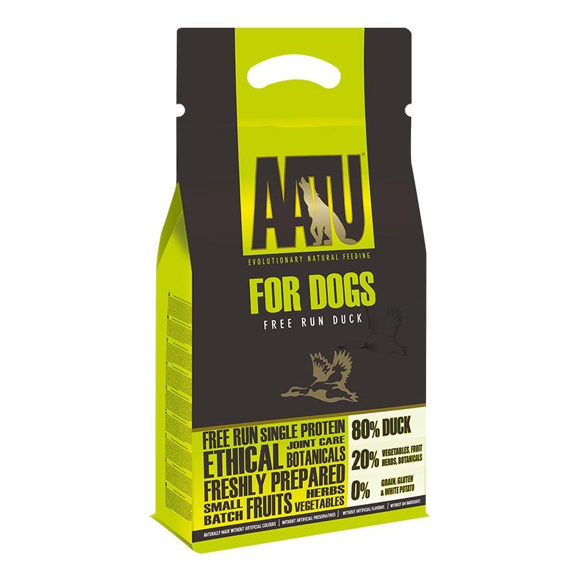 AATU 鴨肉低敏天然糧1.5kg