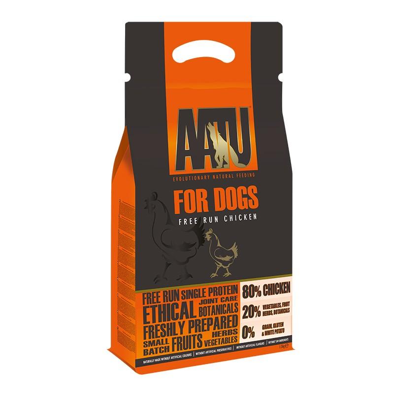 AATU 雞肉低敏天然糧10kg