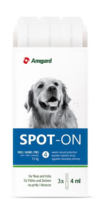 Amigard-spot-on-犬用天然防蚤滴15-30kg