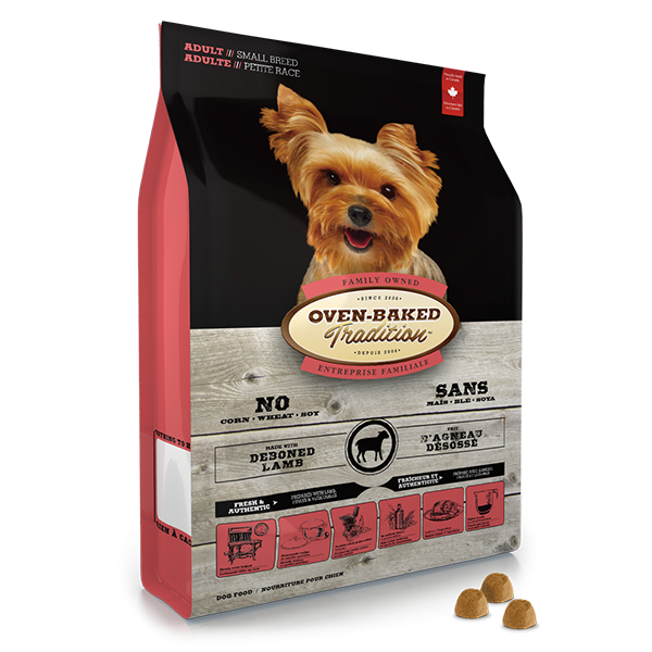 Oven-Baked 紐西蘭羊肉配方(細粒)12.5lb