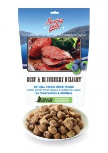 Sunday Pets.NZ Beef &Blueberry50g