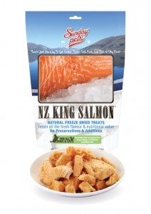 Sunday Pets.NZ King Salmon50g