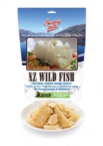 Sunday Pets.NZ Wild Fish50g.SUN29974