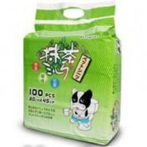 綠茶消臭抗菌尿墊100片裝.PET20133