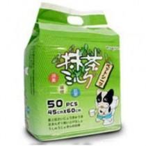 綠茶消臭抗菌尿墊50片裝.PET20010