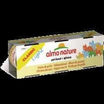 Almo Nature健怡雞胸肉貓罐50gx3