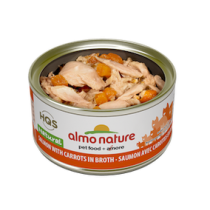 Almo Nature 三文魚紅蘿蔔70g