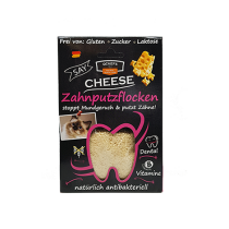 QCHEFS Cheese Dental Flakes for Cats 蕎麥芝士潔齒粉(貓貓專用)