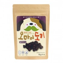 Freez-Drying Blueberry Fruit Chip15g