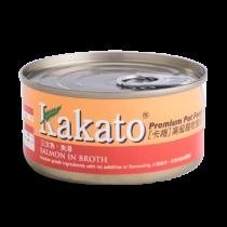 Kakato 三文魚湯罐頭170g