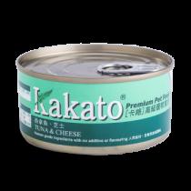 Kakato 吞拿魚芝士罐頭170g