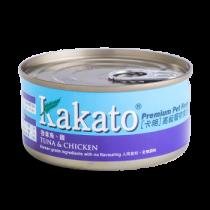 Kakato 吞拿魚雞罐頭70g