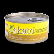 Kakato 雞柳罐頭70g