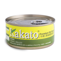 Kakato 吞拿魚罐頭70g