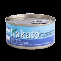 Kakato 吞拿鯖花魚罐頭70g