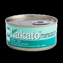Kakato 吞拿魚紫菜罐頭70g