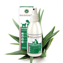 Natural Animal Solutions 抗敏止癢消炎噴霧100ml