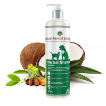 Natural Animal Solutions 天然抗敏洗毛液375ml
