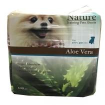 Nature Aloe Vera蘆薈尿墊100片裝