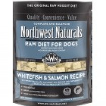Northwest Natural 無穀物白魚三文魚脫水糧340g