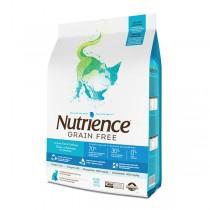 Nutrience 無穀物七種魚全貓配方5kg