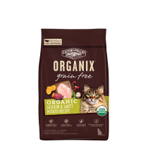 Organix 無穀物雞肉貓糧10lb