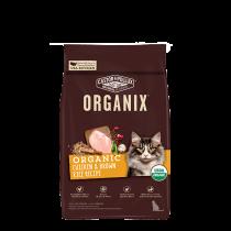 Organix 雞肉糙米成貓糧3lb