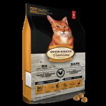 Oven-Baked 老貓-體重控制配方5lb