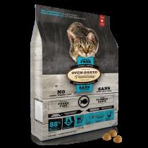 Oven-Baked 貓無穀物5種魚配方10lb
