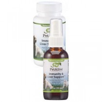 Petalive-Immunity and Liver Support 維持肝臓免疫力膠囊 60cap