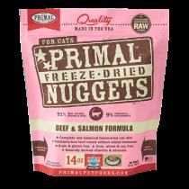 Primal Cat-Beef&Salmon14oz