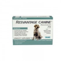 RESVANAGE CANINE維蘆醇 30PCS