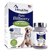 Royal-pets 犬用藍莓護眼素60粒