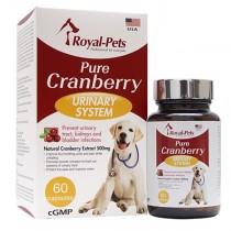 Royal-pets 犬用泌尿小紅莓素60粒