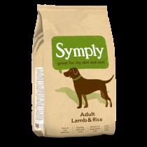 Symply 羊肉成犬配方狗糧6kg