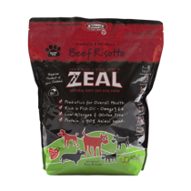 Zeal 牛肉軟乾糧 15kg