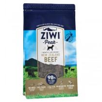 Ziwipeak 風乾牛肉狗糧1kg